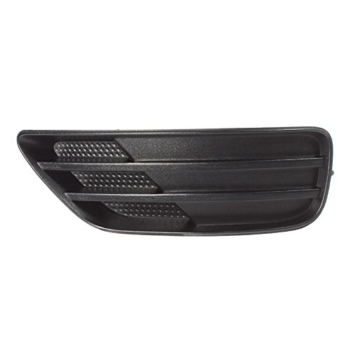 Ford Focus 4dr Sedan (CarPartsDepot 05 06 07 Ford Focus 4DR Sedan Fog Lamp Cover FO1038103 Outer Bumper Grille Left)