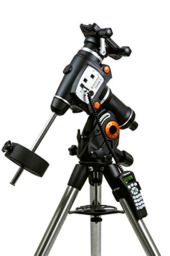 Celestron CGEM II GoTo EQ Mount with Tripod by Celestron