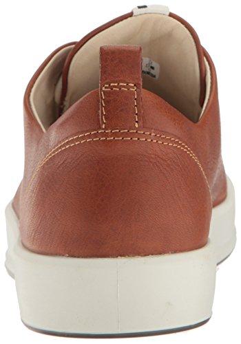 Donna Ecco 1021 Lion Ladies 8 Soft Sneaker Marrone xq6qIwr