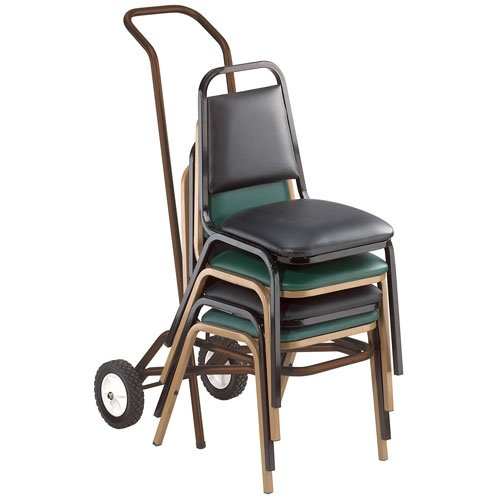 (National Public Seating 9000 Series Stacking Chair)