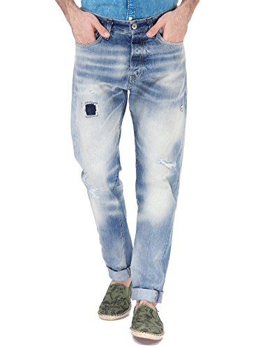 Jack and Jones Faded Jeans