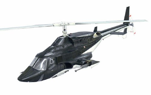 Movie mechanical No.05 1/48 Airwolf (japan import) by (Airwolf Helicopter)