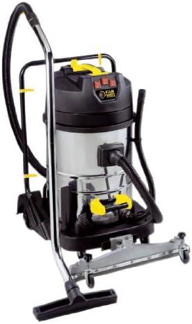 Fartools – Aspirador de agua y polvo Industrial bi-moteur 3600 W ...