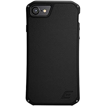 quality design 7afee 17e30 Amazon.com: Element Case Aura for iPhone 8 and 7, Black (EMT-322 ...