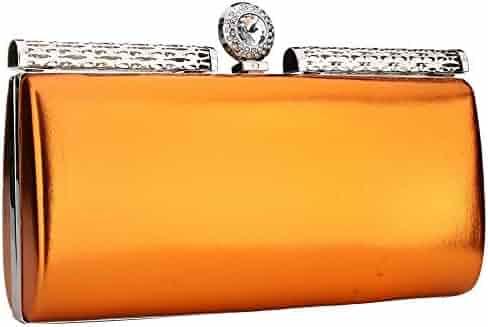 2f737188edb Shopping IBELLA - Oranges - Clutches & Evening Bags - Handbags ...