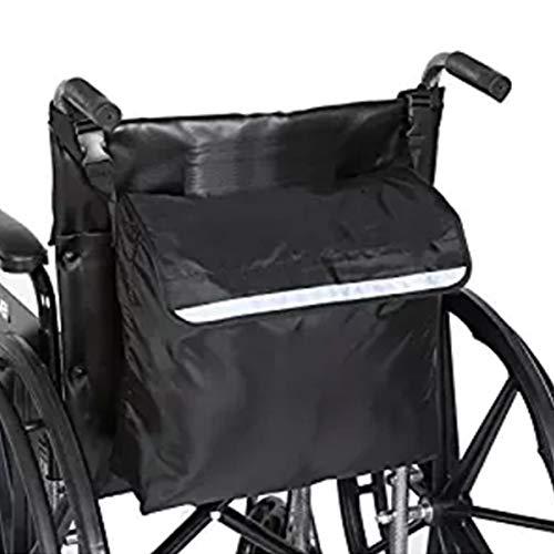 JOEPET Mochila para Silla de Ruedas, Paquete de Accesorios para Sus Dispositivos de Movilidad Se Adapta a la mayoría de los...
