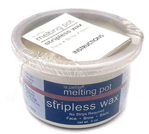 melting pot stripless wax 4oz la petite