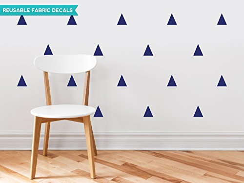 Sunny Decals Triangle Fabric Wall
