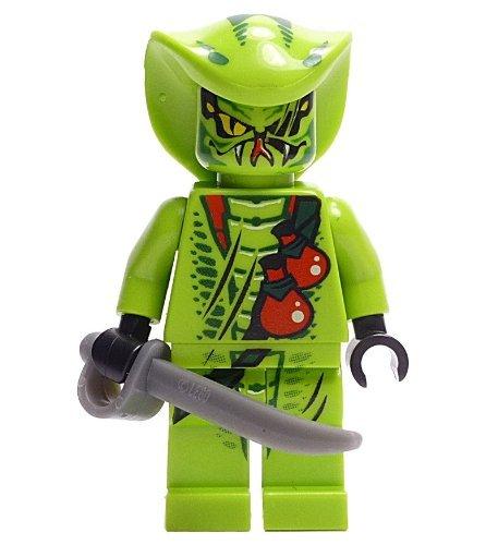 Lego Ninjago Minifigure–figura Lasha con sciabola da set 9562