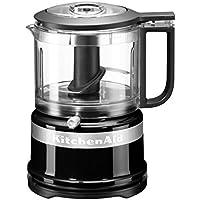 KitchenAid Mini Robot Ménager Noir 0,83 L 240 W