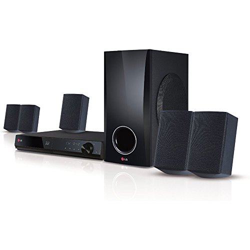 home theater system lg - 2