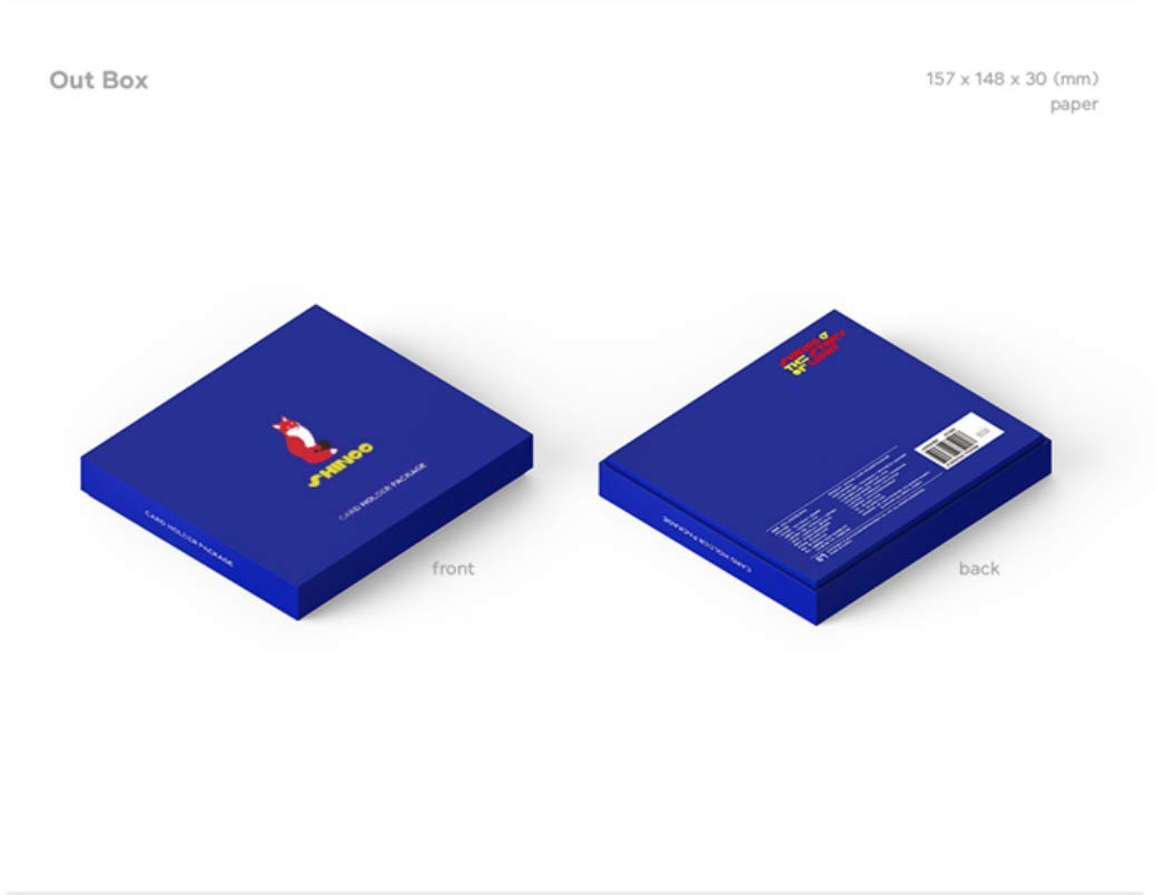 [Limited Edition]SHINee - Card Case Code #AA788