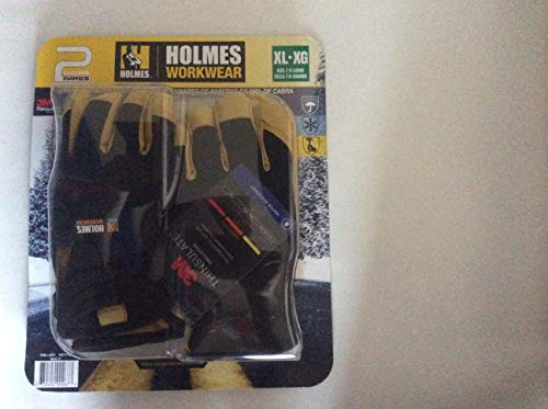 goatskin gloves insulated - 5
