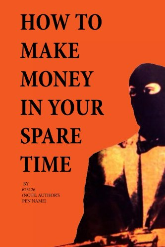how to make money in your spare time ebook