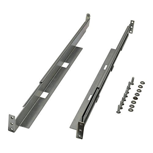 TRIPP LITE SmartRack Rack Mount for UPS / 4POSTRAILKIT1U / (Rails Post 4 Ups Rackmount)