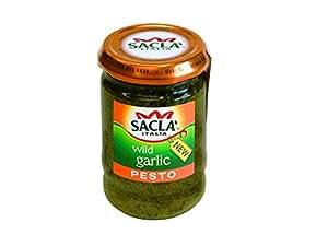 Sacla Wild Garlic Pesto - 190 gm