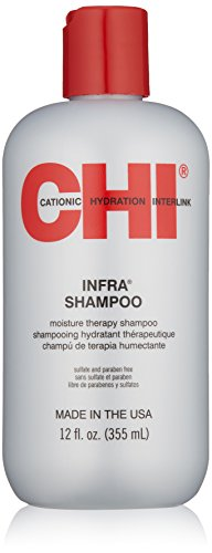 Chi Infra Shampoo, 12 Fluid - For Dry Hair Shampoo Chi