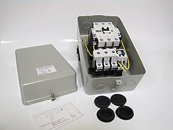 magnetic motor starter for electric motor control 15hp. Black Bedroom Furniture Sets. Home Design Ideas