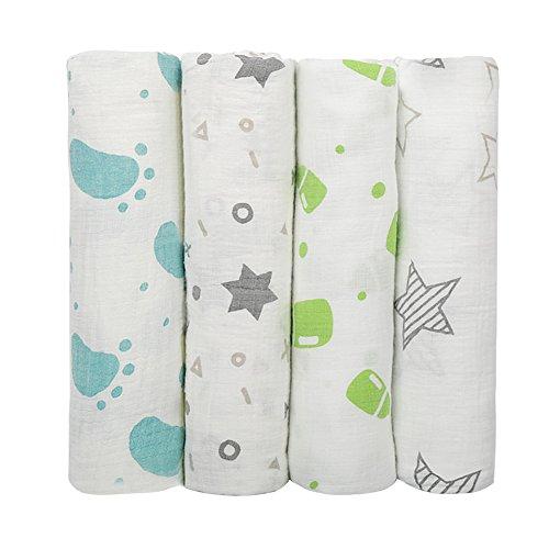 Swaddle Blanket Receiving Sleeping Nursery product image