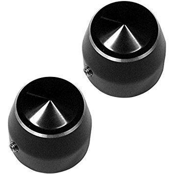 (Accutronix 25mm Elite Night Series Front Axle Caps TAC102-EN )