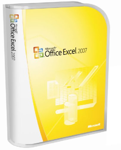 Microsoft Office Excel 2007 Version Upgrade [Old Version] by Microsoft