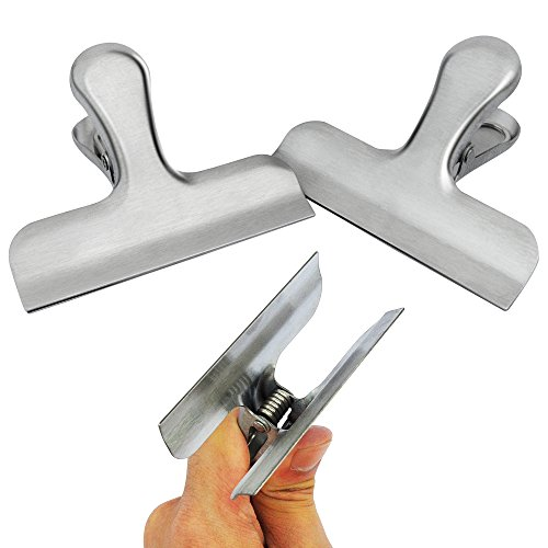 Set of 10 IPOW Stainless Steel