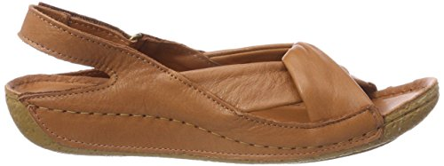 Conti Andrea Cognac WoMen 0027437 Brown Heels Sandals Ad8dUxw