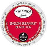 Twinings English Breakfast Black Tea, Keurig K-Cups, 24 count