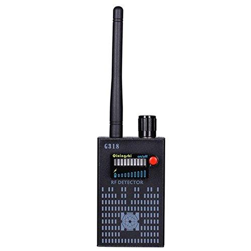 GF-LINK Bug Detector Anti Spy Amplification Signal Detector Spy Bug Camera Wireless Detectors GPS RF Scanner Finder by GF-link (Image #3)