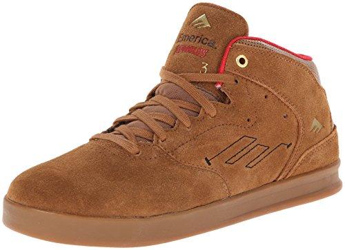 Emerica - Zapatillas para hombre Marrón Brown/Gum Marrón - Brown/Gum