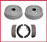 Mac Auto Parts 21004 Ford Explorer Mazda Navajo (2) Inch Brake Drum Drums & Shoes