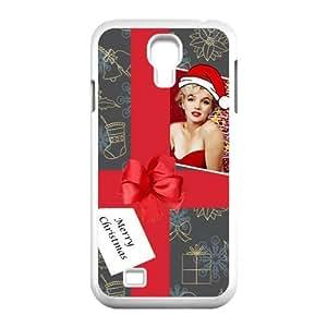 Yedda DIY Design Merry Christmas Marilyn Monroe gifts custom Especial Durable Hard Plastic Case Cover Fits Samsung Galaxy S4 I9500