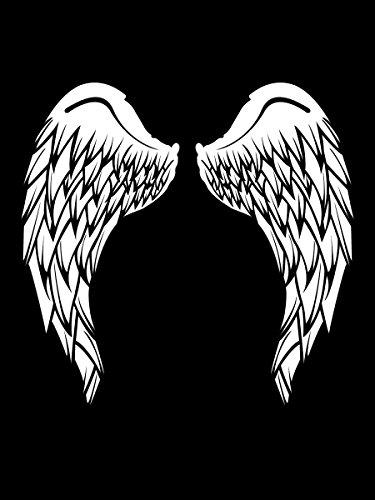 Angel Wings Bag Angel Tote Black Wings Wings Angel Black Bag Tote Black fZq7F8