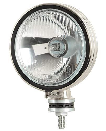 Edelstahl. 12 Volt FernscheinwerferRallye 160