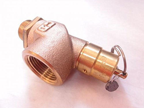 CDI SCB7510-0A125 Safety Valve 3//4 MNPT In x 1 FNPT Out