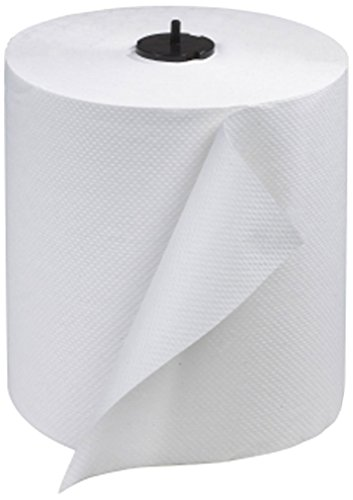 (Tork 290089 Advanced Single-Ply Hand Roll Towel, White)