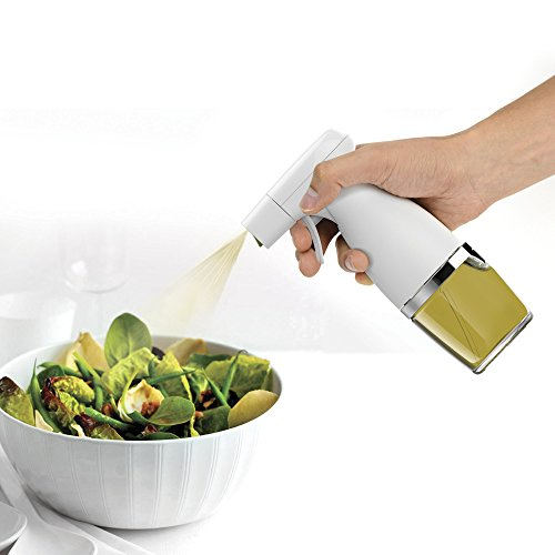Prepara Healthy Eating Trigger Oil Sprayer for Kitchen and Grill, Simply Mist, Glass by Prepara (Image #5)