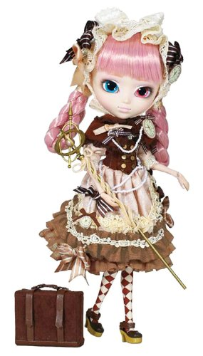 "Pullip Dolls Retro Version Nella 12"" Fashion Doll 3"