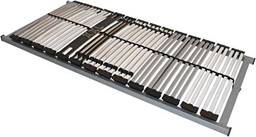 Interbett 451701 Heavy Weight XXL Rahmen, bis circa 180 kg Körpergewicht, 90 x 200 cm, nicht verstellbar