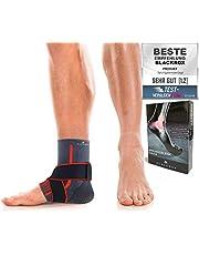 Blackrox Springgewrichtsbandage, winnaar, enkelbandage, pijnbestrijding springgewricht bandage, verstuikingen, achillespees bandage, voetbandage, voetbandage dames & heren links & rechts