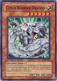 Yu-Gi-Oh! - Cyber Barrier Dragon (SOI-EN006) - Shadow for sale  Delivered anywhere in Canada