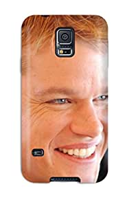 Premium Matt Damon Back Cover Snap On Case For Galaxy S5