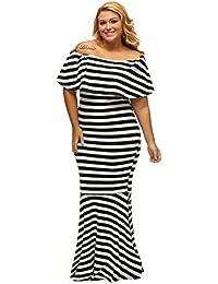 Amazon.com: Plus Size - Dresses / Clothing: Clothing, Shoes & Jewelry