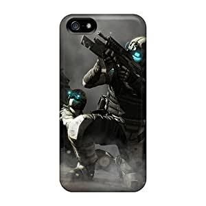 Anti-scratch And Shatterproof Ghost Recon Future S Phone Case For Iphone 5/5s/ High Quality Tpu Case