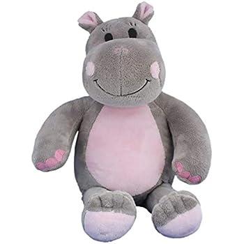 Amazon.com  TY Beanie Baby - BIG KISS the Pink Hippo (6 inch)  Toys ... b39b3df56049