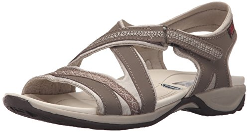 Dr. Scholls Women's Panama Flat Sandal, Malt Taupe/Frappe...