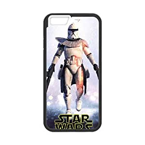 Protection Cover Ehkbt iPhone 6 4.7 Inch Black Phone Case Star Wars Personalized Durable Cases