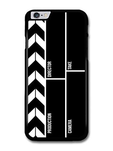 Cute Cool Film Movie Director Clapper Board Funny Design case for iPhone 6 Plus 6S Plus