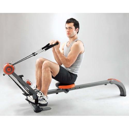 Body Sculpture Rameur et appareil de fitness BR3010