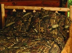 Amazon Com Mossy Oak Break Up Infinity Comforter Bed